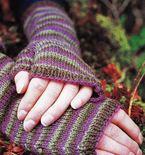 Fingerless Gloves (Free Knitting Pattern)