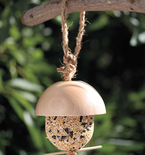 How to Make an Acorn Bird Feeder