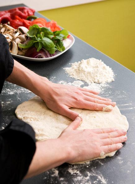 Gluten-Free Pizza and Flatbread Dough