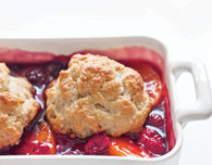 Summer Berry Cobbler Recipe