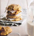 Banana Bacon Cookies with Cinnamon