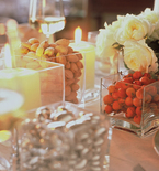 Shimmering Centerpiece for Your Holiday Table