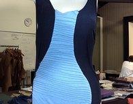 Adding Spaced Tucks to a Garment