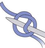Basic Knitting Techniques: Slipknot