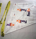 Make a Kite with a FedEx Mailing Envelope