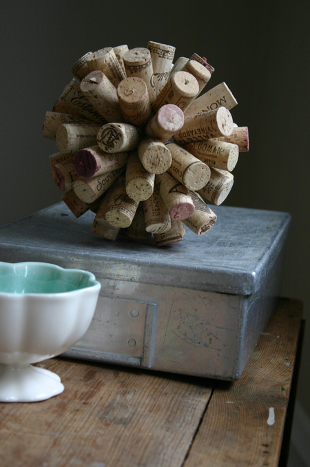 Cork Creates an Easy Home Decor Craft