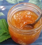 Cantaloupe Jam with Vanilla