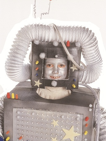 How to Make a Robot Costume