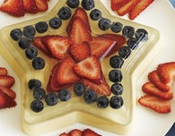 Fourth of July Recipes — Berry Jell-O