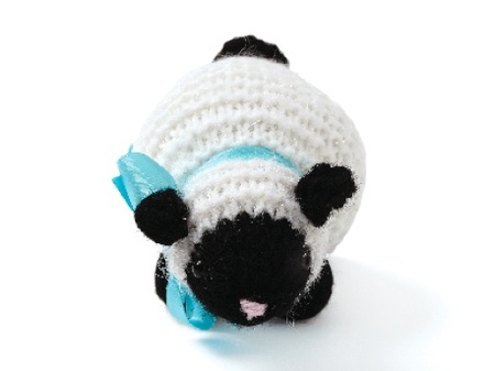Knit Lamb Pattern (Free Knitting Project)