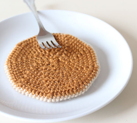 Crochet Pattern — Make Your Own Pancake