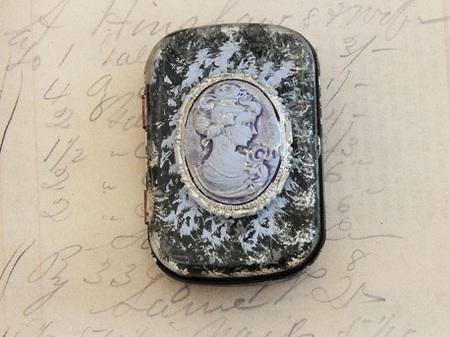 Vintage Jewelry Box Upcycle