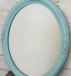 Vintage Mirror Makeover