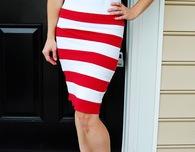Easy Jersey Dress Tutorial