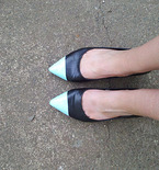 Refashion Shoes with Paint