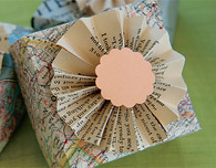 Origami Wedding Favor Box