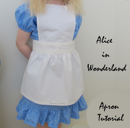 """Alice in Wonderland"" Apron"