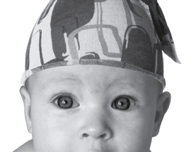 T-Shirt Baby Hat