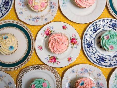 Lou's Gluten-Free Lemon Cupcakes