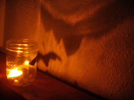 Halloween Shadow Lantern