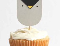 Owl Crafts — Cupcake Topper
