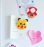 Mario and Pokemon Crafts — Gamer Magnets
