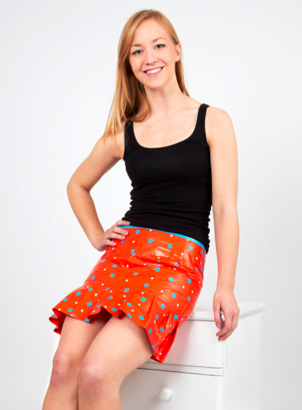 Duct Tape Skirt