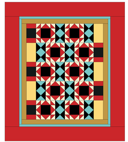 Quilting with Triangles: Triangle Tricks