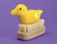 Carving a Soap Ducky