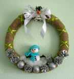 Make Your Own Wreath Form