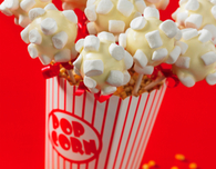 Movie Night Popcorn Cake Pops