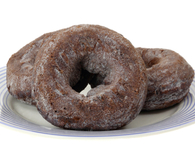Chocolate Cake Donuts Recipe