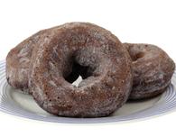 Chocolate Cake Donuts Recipe