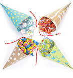 Paper Cone Party Favors