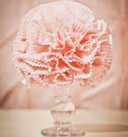 Pomander Made from Cupcake Liners