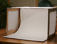 DIY Light Box for Photography