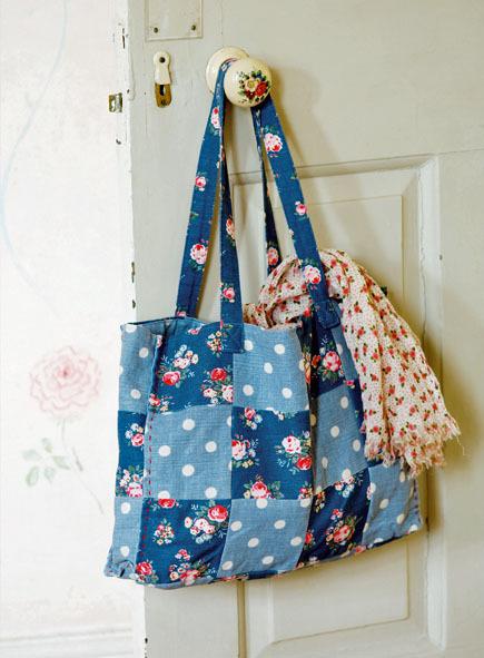 Tea Towel Tote Bag