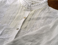 Steampunk Lace Shirt