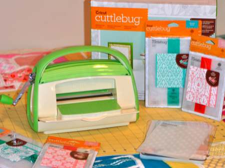 How to Emboss Paper with the Cricut Cuttlebug