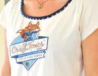 Design Challenge: Refashion a T-Shirt with Nicole Blum