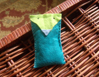 Easy Sewing for Kids — Owl Hand Warmer