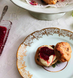 Mini Cherry Scones Recipe