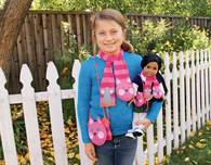 Cuddly Cat & Mouse Doll Costume