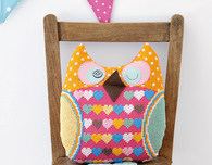 What a Hoot Cross Stitch Pattern