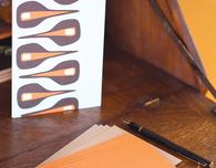 Notecards: Mid-Century Modern Stationery Set