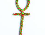 Crafts for Teens — Ankh Keychain Tutorial