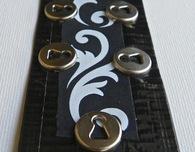 Duct Tape Cuff Bracelet
