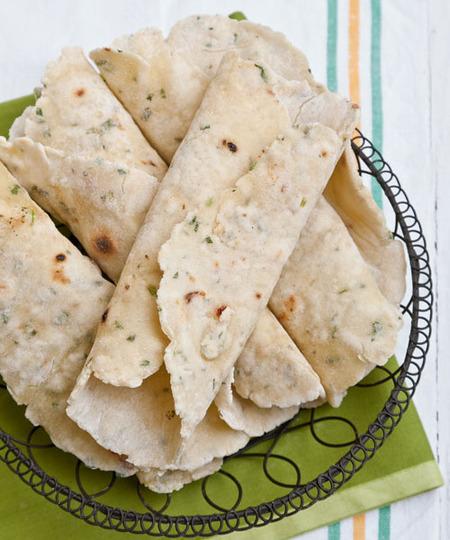 Gluten Free Tortilla Wraps
