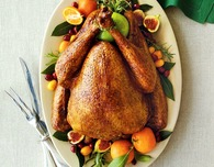 Roast Turkey and Brown Gravy Recipe