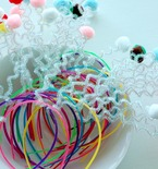 Space Antennae Headband for Kids' Party